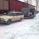 Därför inhandlades en Cheva Van där bredd och vikt harmonerar med mitt bygge. Jag vill ju att bromsarna…