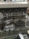 Några översiktsbilder… Bränslefiltren kommer från VIKABACKEN (kolla hans hemsida med traktorgrejor), bränslepump…