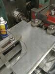 Dags att börja bearbeta aluminiumblocken.
