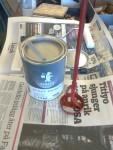 … grundfärgen från TIPRO AB. Det är en epoxy-grundfärg som är dokumenterat högkvalitativ. Frågan var hur den är att måla. För mig är det viktigt…