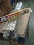 Packade ventiler i Gladpac. Pelle är inte packad, dock glad att ventilerna är det.