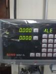 … på ett enkelt sätt nolla svarvens digitala mätutrustning.